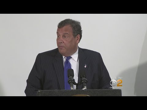 Governor Christie Lays Out Plan To Fight Opioid Epidemic