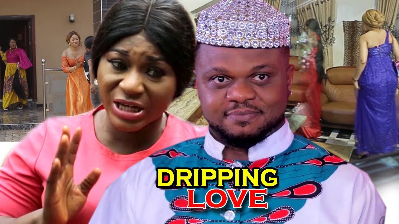 "Download New Movie ""Dripping Love"" Season 3&4 -(Ken Erics/Destiny Etiko) 2019 Latest Nigerian Nollywood Movie"