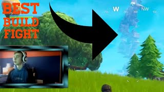 Greatest Console Build Fight Ever   Fortnite Battle Royale Solo WIn Full Game
