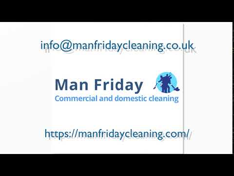 Man Friday- Live Logo