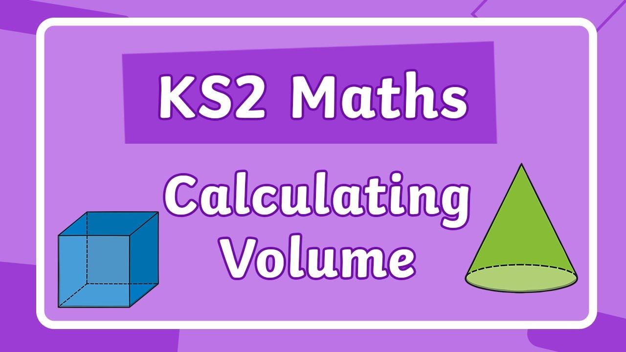 Find the Volume of Shapes - Volume Worksheet (teacher made) [ 720 x 1280 Pixel ]