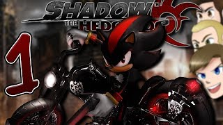 Shadow the Hedgehog: Mr.  President - EPISODE 1 - Friends Without Benefits