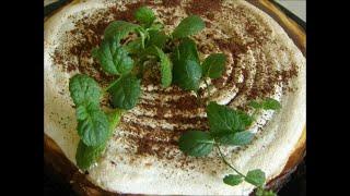 Шоколадный чизкейк на твороге IChocolate Cheesecake with cottage cheese I Elena home food