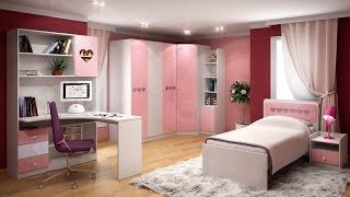 Дизайн детской комнаты для девочки   Комната маленькая для девушки дизайн