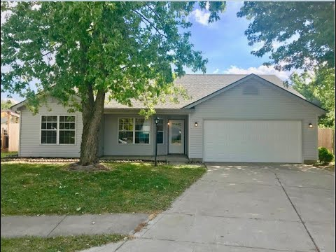 Indianapolis, IN 3BR/2BA Homes For Rent: 3113 Hodson Ct, Indianapolis, IN 46241