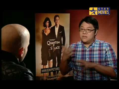 Star Movies VIP Access: Quantum Of Solace  - Marc Forster