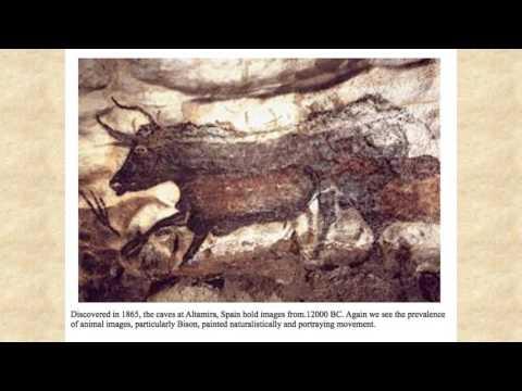 ARTH 2010 - Prehistoric Art 2 - Painting