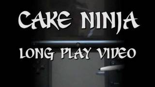 Cake Ninja - Gameplay Long - Nintendo DSiWare