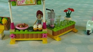 Lego Friends Put-together: Mia's Lemonade Stand