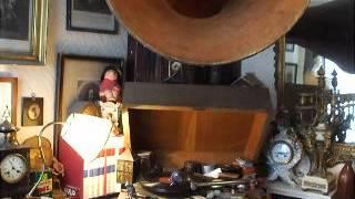 "Overture Miniature"" Casse Noisette Suite Cond Herman Finck Odeon 66401"