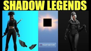 New SHADOW LEGENDS Pack! Fortnite Battle Royale (Get Shadow Legends Pack)