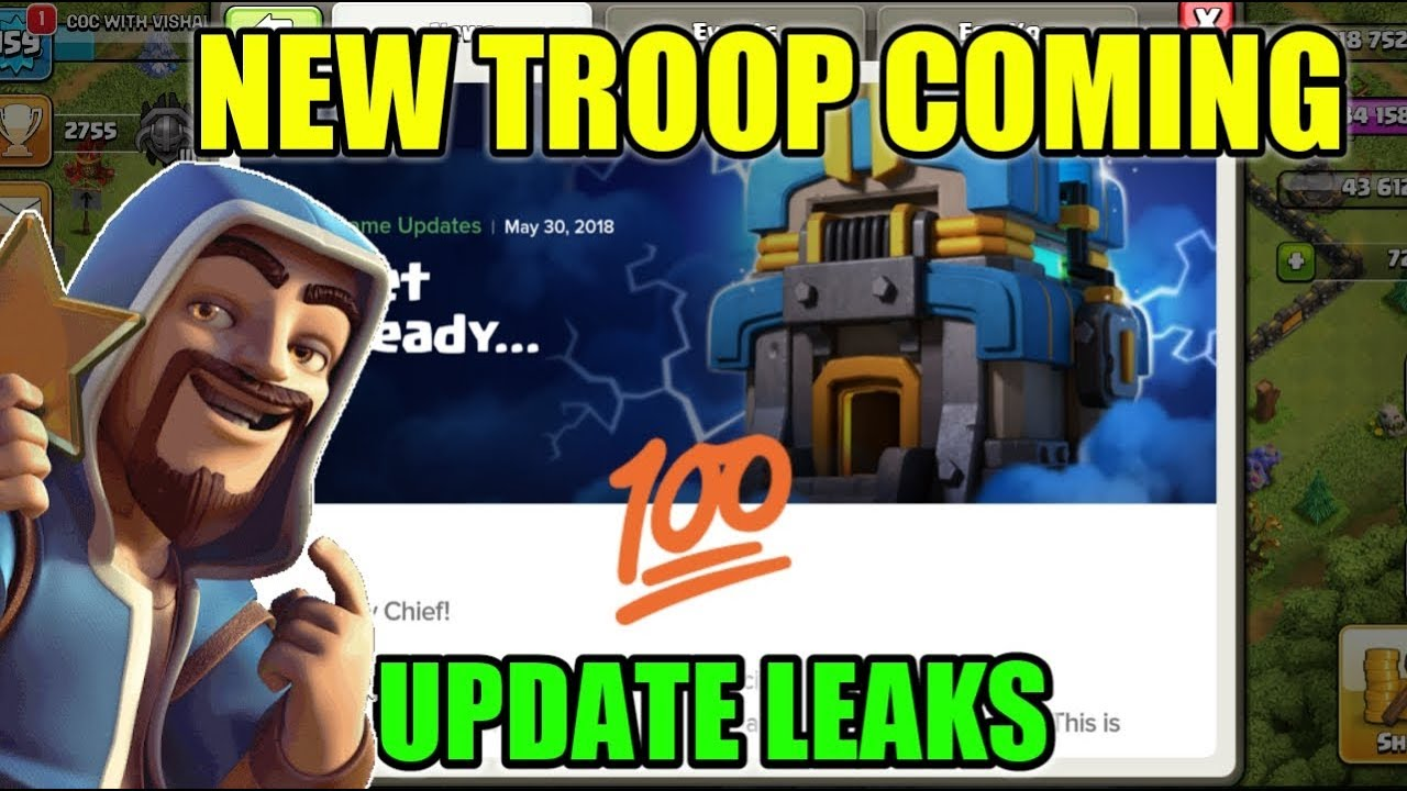 TOWNHALL 12 NEW UPDATE LEAKS !! Clash Of Clans