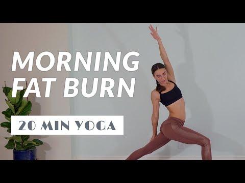 20-min-morning-yoga-»-power-yoga-workout---dynamic-fat-burn-flow-|-gayatri-yoga