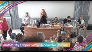 AMFiS - Conférence : «Compteurs Linky : progrès technique ou surveillance généralisée ?»