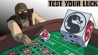 (Tremor YDP!) Mortal Kombat X | Test şansınızı CaRtOoNz vs H2O Delirious