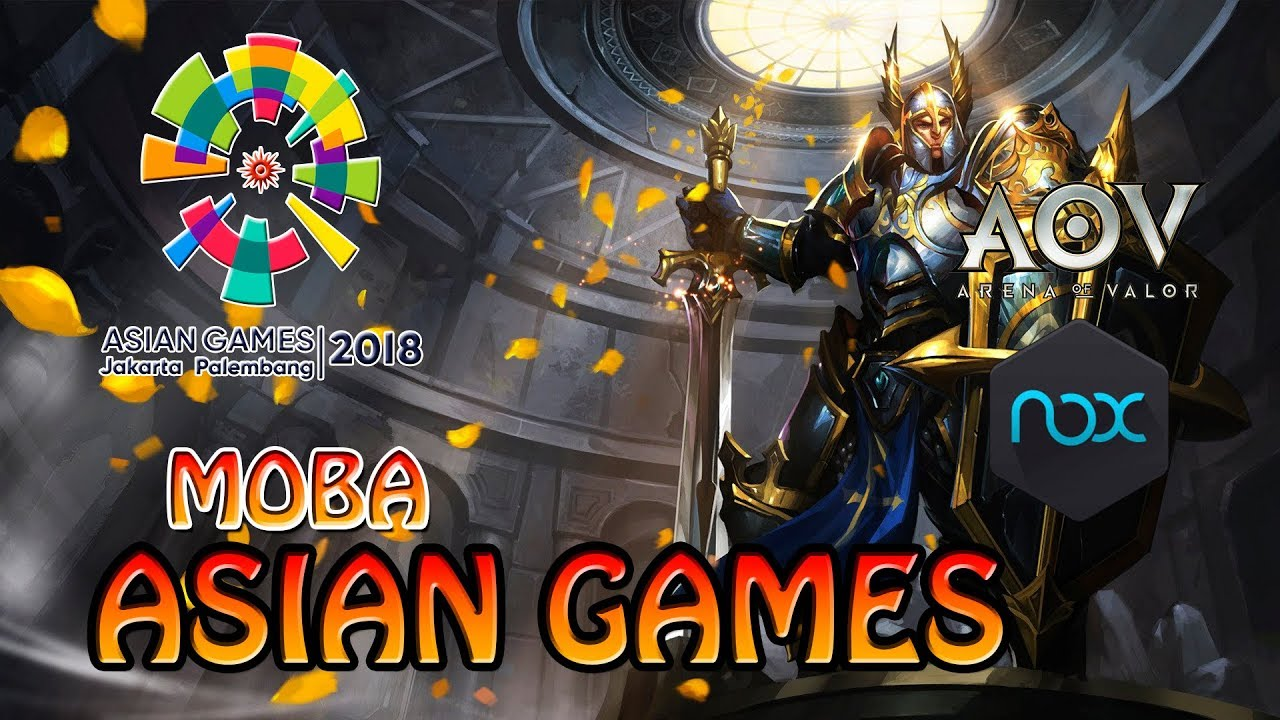 Moba Asian Games