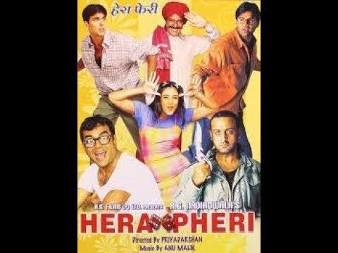 Dene Wala Jab Bhi Deta (Extended) - Hariharan, Abhijeet, Vinod Rathod - Hera Pheri (2000) Songs