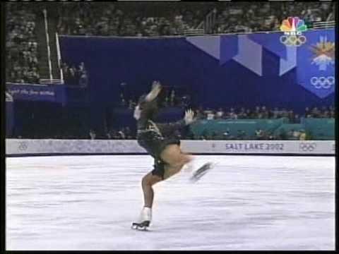 Irina Slutskaya (RUS) - 2002 Salt Lake City, Figure Skating, Ladies' Free Skate