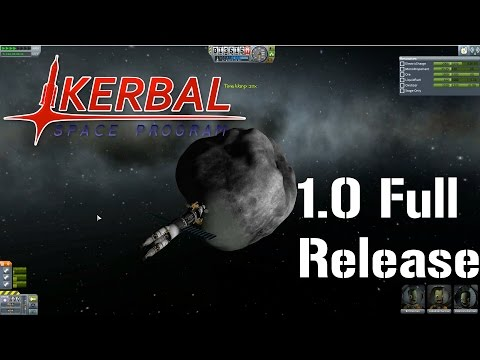 Kerbal Space Program 1.0, Asteroid Mining