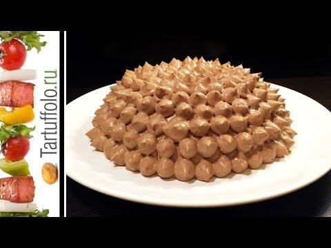 Шоколадный Творожный Торт