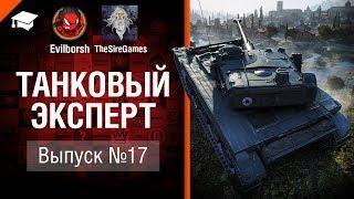 Танковый Эксперт №17 - от Evilborsh и TheSireGames [World of Tanks]