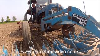 Farming with Classic Machinery
