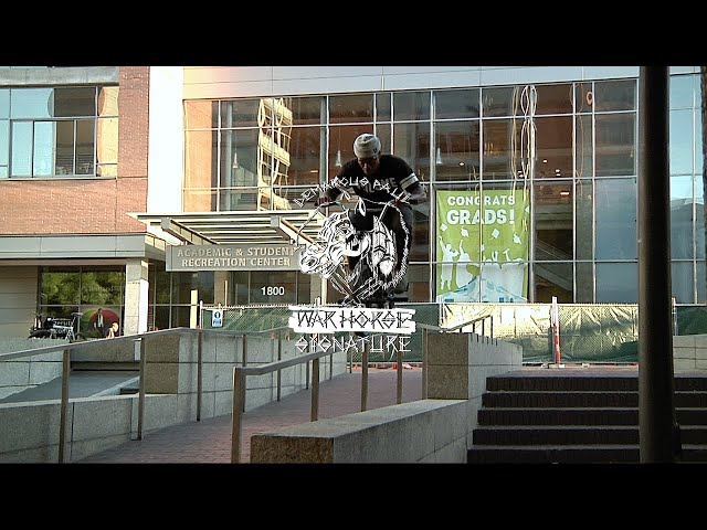 VOLUME BMX Presents: DEMARCUS PAUL War Horse Bars