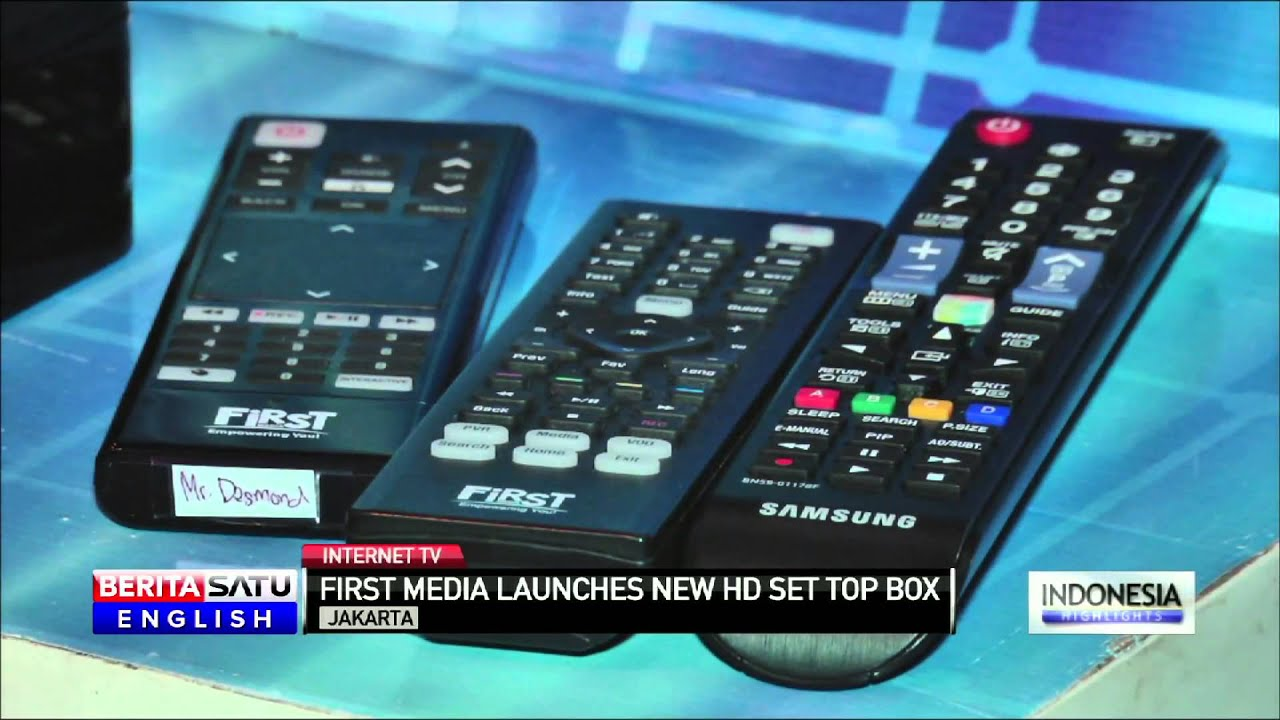 Lippo Group\'s First Media Launches Cable Box Offering VOD, DVR and ...