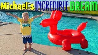 Michael's Incredible Dream Part 2