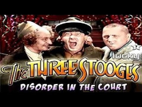 Disorder in the Court (1936) (Three Stooges) (High-Def Quality)