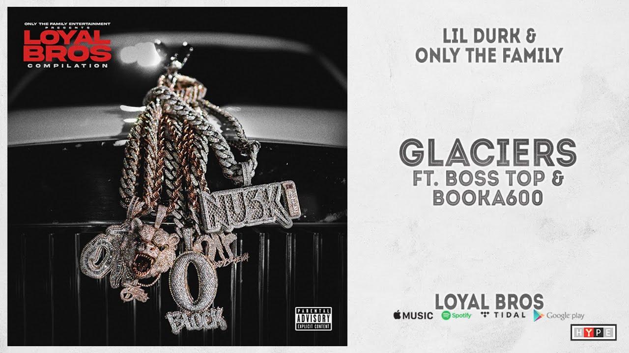 """Booka600 & Boss Top - """"Glaciers"""" (Loyal Bros)"""