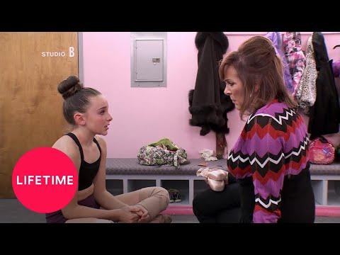 Dance Moms: Kendall Has Had Enough (Season 4 Flashback) | Lifetime