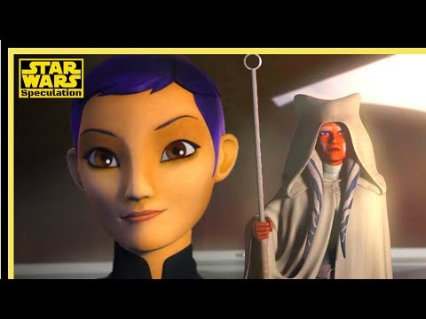 Dave Filoni Reveals Ahsoka Tano and Sabine Wren Story Continues - Star Wars Speculation