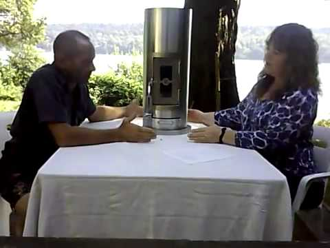 Kimberly Wood Stove Q & A Interview ~ - Kimberly Wood Stove Q & A Interview ~ - YouTube