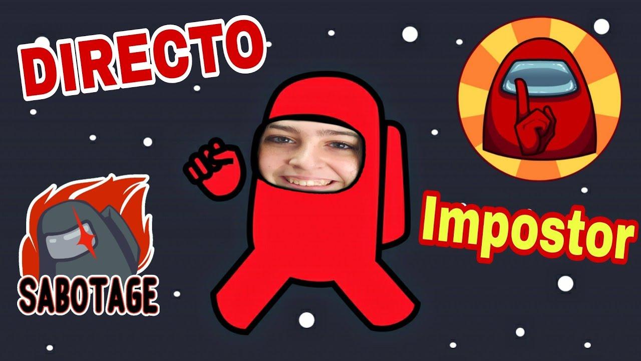 JUGANDO  AMONG US  con subs. PROBAMOS LAS NUEVAS MODIFICACIONES!!! DIRECTO 14