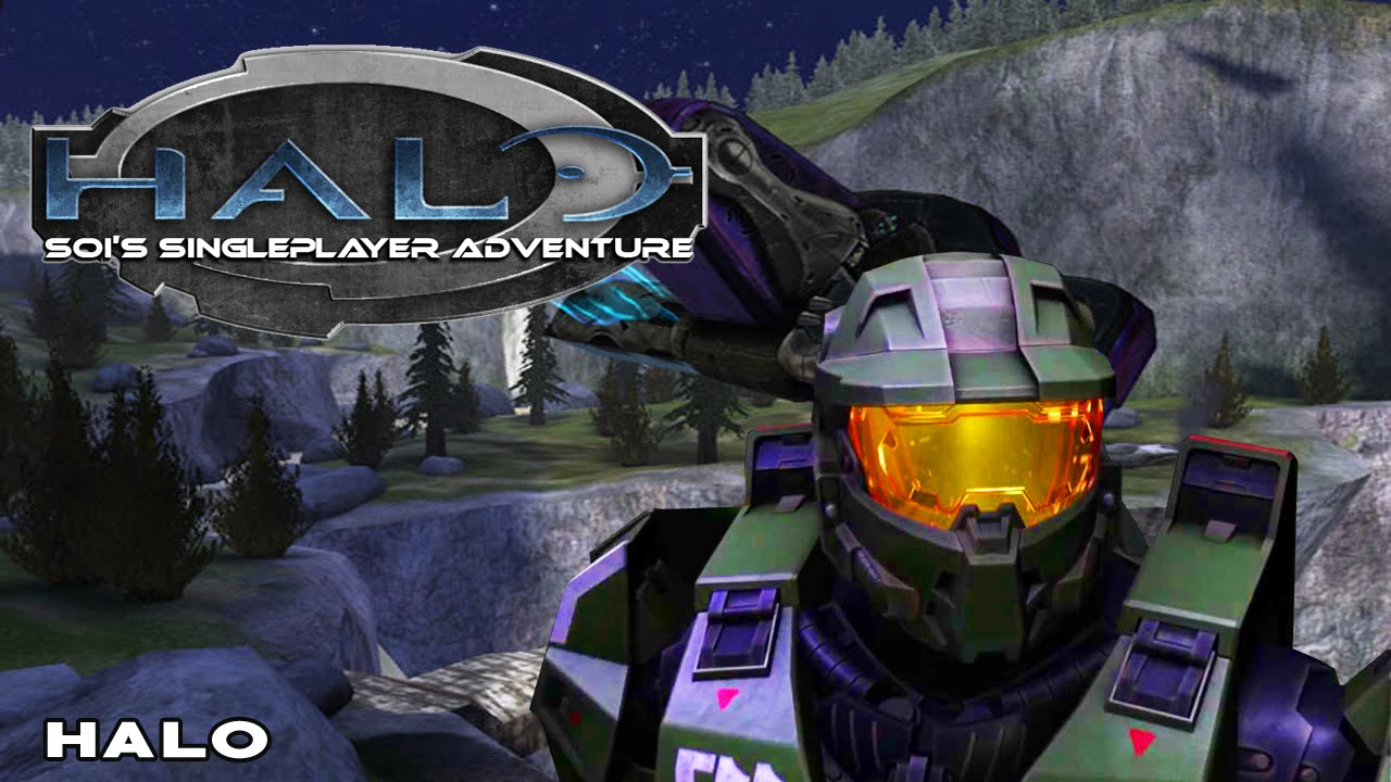 Halo ce soi 39 s singleplayer adventure a30 halo mission 2 for Portent halo ce