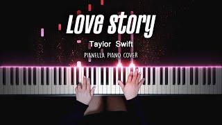 Taylor Swift - Love Story   Piano Cover by Pianella Piano