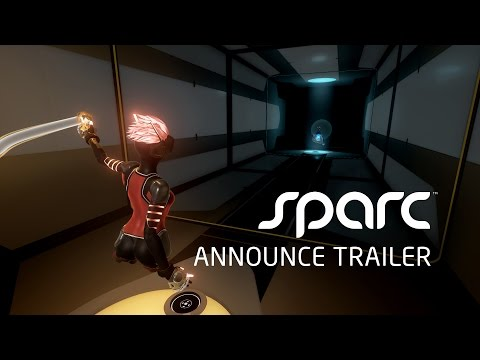 Sparc - Virtual Sport. Real Competition. (Announcement trailer)