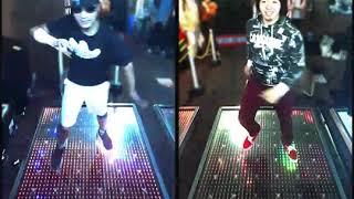 ダンスラッシュ On The Floor Like / Bassjackers & Joe Ghost ft. MOTi Spinnin' Records #DANCERUSH_STARDOM