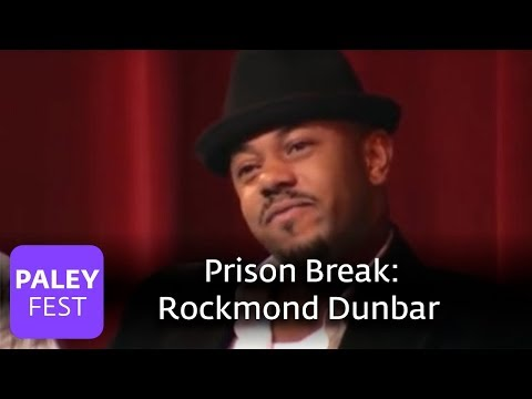 Prison Break - Rockmond Dunbar on C-Note (Paley Center)