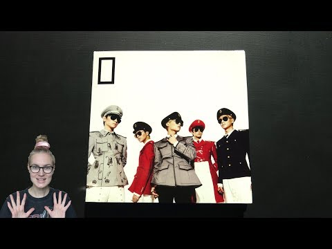 Unboxing SHINee 샤이니 5th Korean Mini Album Everybody