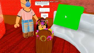 roblox sad story i hate my twin sister part 1