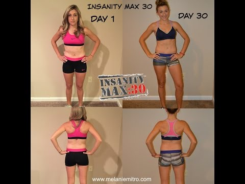 Insanity Max 30 Month 1 Review