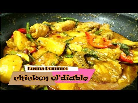 Chicken el'Diablo By Kusina Dominico