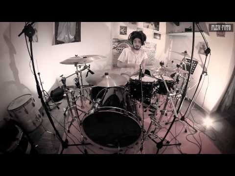 GiGi Grittini - Bob Marley - Get Up Stand Up (Drum Cover)