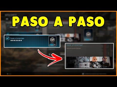 CAZAR AL ENEMIGO - Desafío semana 2 WARZONE | OXiTO from YouTube · Duration:  6 minutes 12 seconds