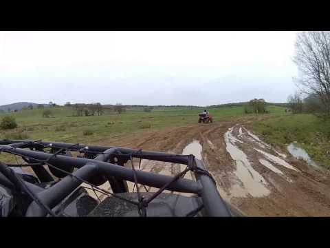 SYM QUADRAIDER 600_ARTIC CAT 700 HP_ ATV OFF-ROAD_BURSA