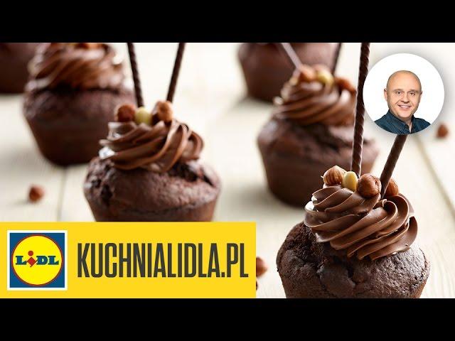 Mega Muffiny Czekoladowe Pawel Malecki Przepisy Kuchni Lidla Youtube