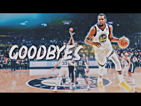 "Kevin Durant Mix - ""Goodbyes"" 2019 (NETS HYPE)"