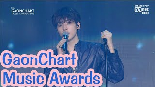 190123 SEVENTEEN (세븐틴) Run To You + CHANGE UP + Oh My + Getting Closer @ Gaon Chart Music Awards mp3